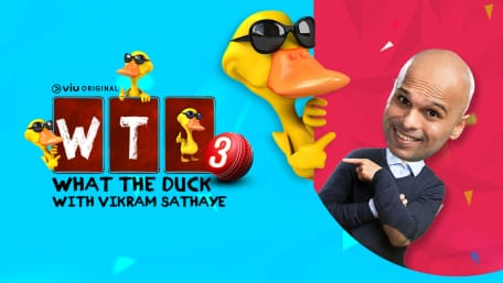 Image result for what the duck with vikram sathaye