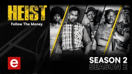 Stream and watch TV Series Heist Season 2 online with subtitles