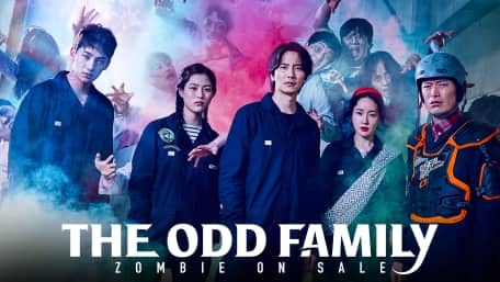 Stream And Watch The Odd Family Zombie On Sale Full Movie Online With Subtitles Viu Malaysia