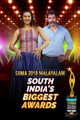 Stream and watch TV Series SIIMA 2018 - South India's