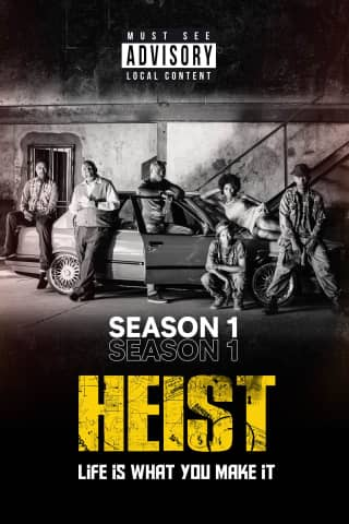 Stream and watch TV Series Heist Season 1 online with subtitles